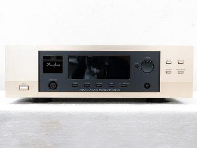 金嗓子 Accuphase DG-48 数码音频均衡器