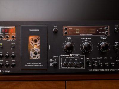 EUMIG FL-1000µP 三磁头 高级卡座