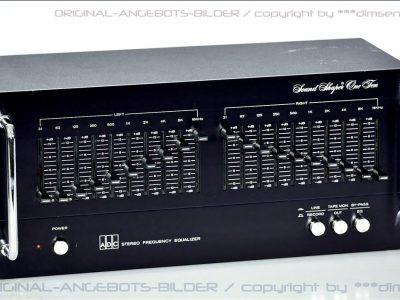 "ADC SS-110 ""Sound Shaper One Ten"" 双十段图示均衡器"