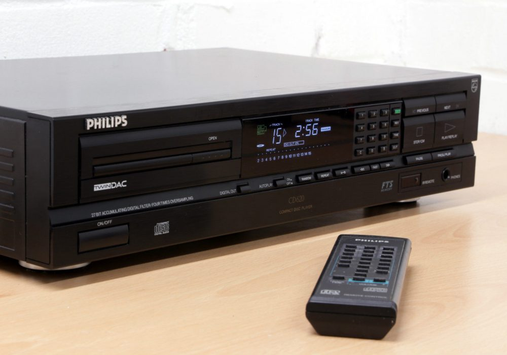 飞利浦 PHILIPS CD620 Hi-Fi CD播放机