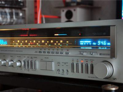 山水 SANSUI 8900ZDB 数字/模拟度盘双显示 收扩机