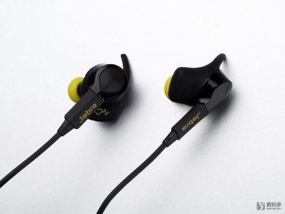 Jabra 捷波朗 Sport Pulse Wireless 搏驰 蓝牙无线耳机[心率监测]