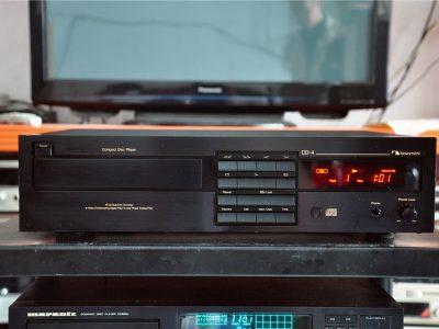 中道 NAKAMICHI CD-4 CD播放机