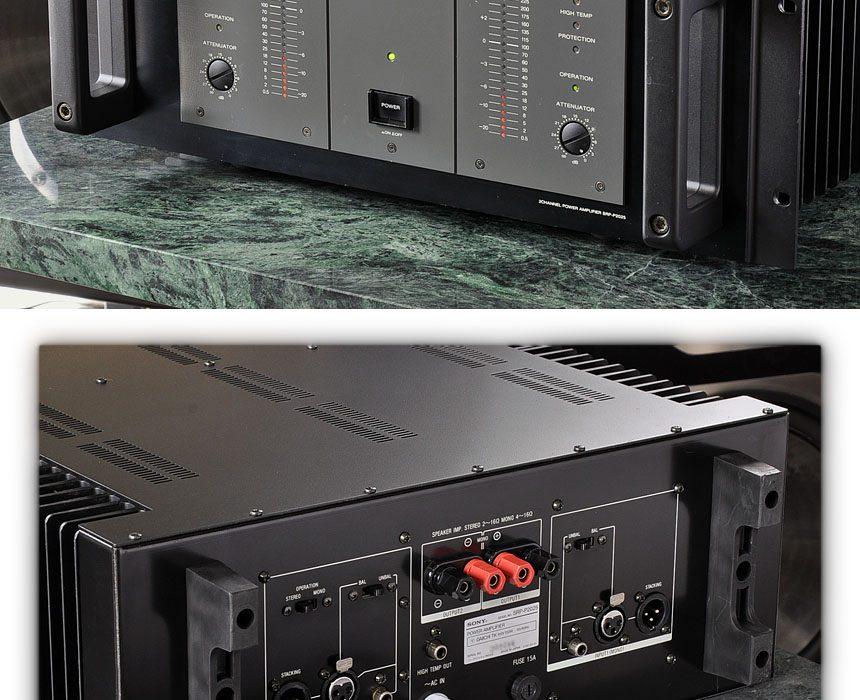 索尼 SONY SRP-P2025 功率放大器