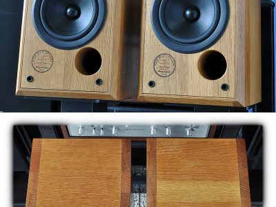 先锋 PIONEER S-PM1000 书架音箱