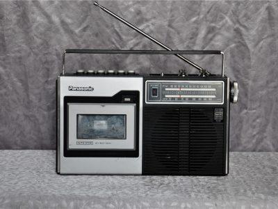 松下 Panasonic RP-915 单卡收录机