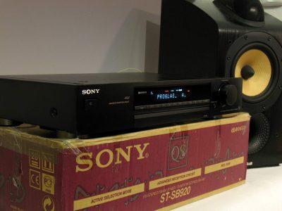 索尼 SONY ST-SB920QS 顶级 AM/FM 收音头