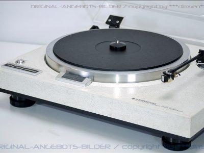 建伍 KENWOOD KD-600 高级黑胶唱机