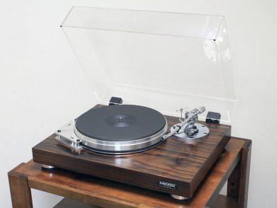 Micro BL-91 高级黑胶唱机 / SAEC WE-308 唱臂