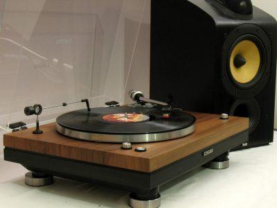 索尼 SONY PS-1350 黑胶唱机
