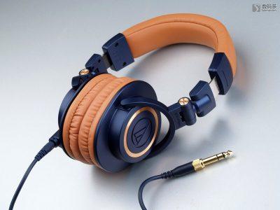 铁三角 Audio-technica ATH-M50x 头戴式耳机 图集[Soomal]