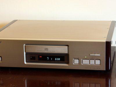 索尼 SONY CDP-R1 顶级CD播放机