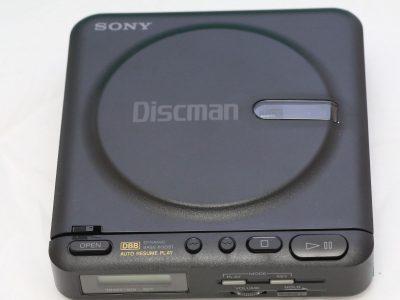 索尼 SONY DISCMAN D-22 CD随身听