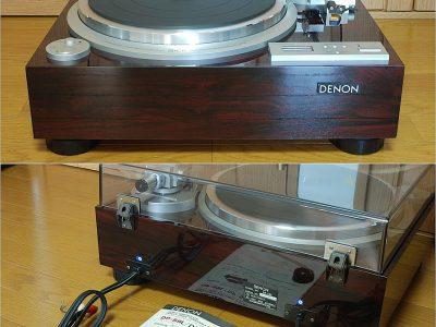天龙 DENON DP-59L 高级黑胶唱机