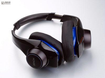 天龙 DENON AH-D400 URBAN RAVER 头戴式耳机 图集[Soomal]