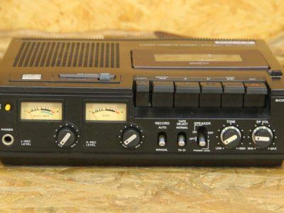索尼 SONY TC-2220 便携磁带录音机