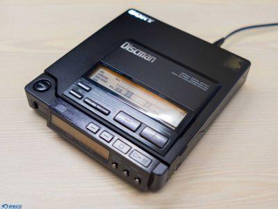 索尼 SONY D-555 高级CD随身听