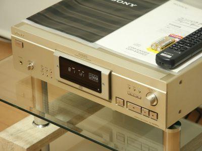 索尼 SONY CDP-XA50ES 高级CD播放机