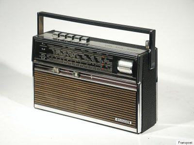 根德 GRUNDIG CITY BOY 1000 便携收音机