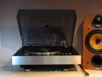 Garrard Zero 100SB 黑胶唱机