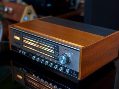 Grundig (根得)RT40m立体声高级收音头 – 广安经典音响