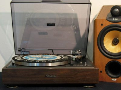 先锋 PIONEER PL12-D mkII  黑胶唱机