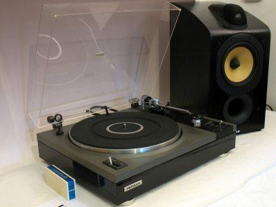 先锋 Pioneer PL-112D 黑胶唱机