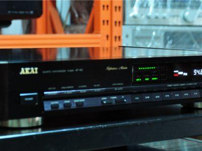 雅佳 AKAI AT-93 数字调谐 高级收音头