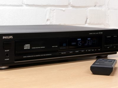 飞利浦 PHILIPS CD580 Hi-Fi CD播放机