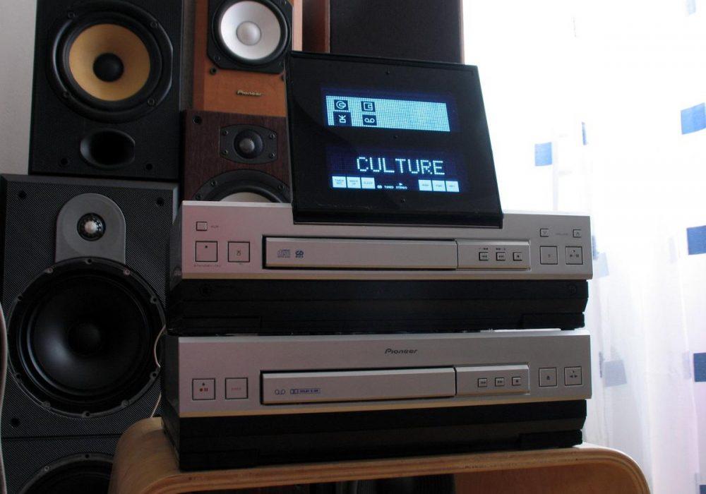 先锋 Pioneer MJ-L5,CT-L5, XC-L5 MD/CD/卡座 高级组合音响