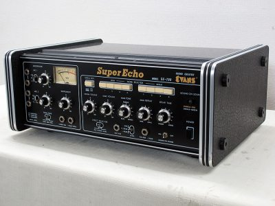 EVANS SuperEcho SE-780 混响器