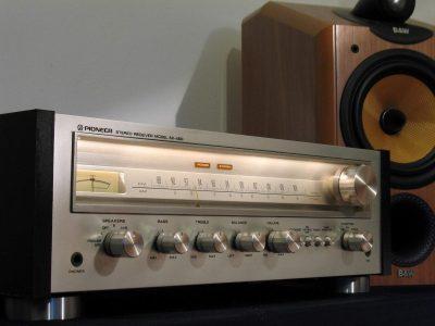 先锋 PIONEER SX-450 收扩机