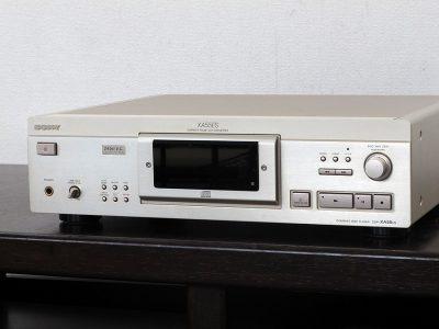 索尼 SONY CDP-XA55ES 高级CD播放机