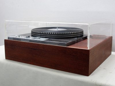GARRARD 401 黑胶唱机 机架