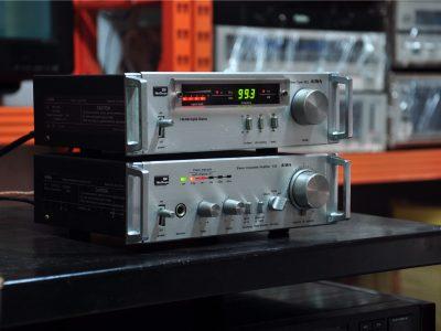 爱华 AIWA A22 / R22 收音头加功放