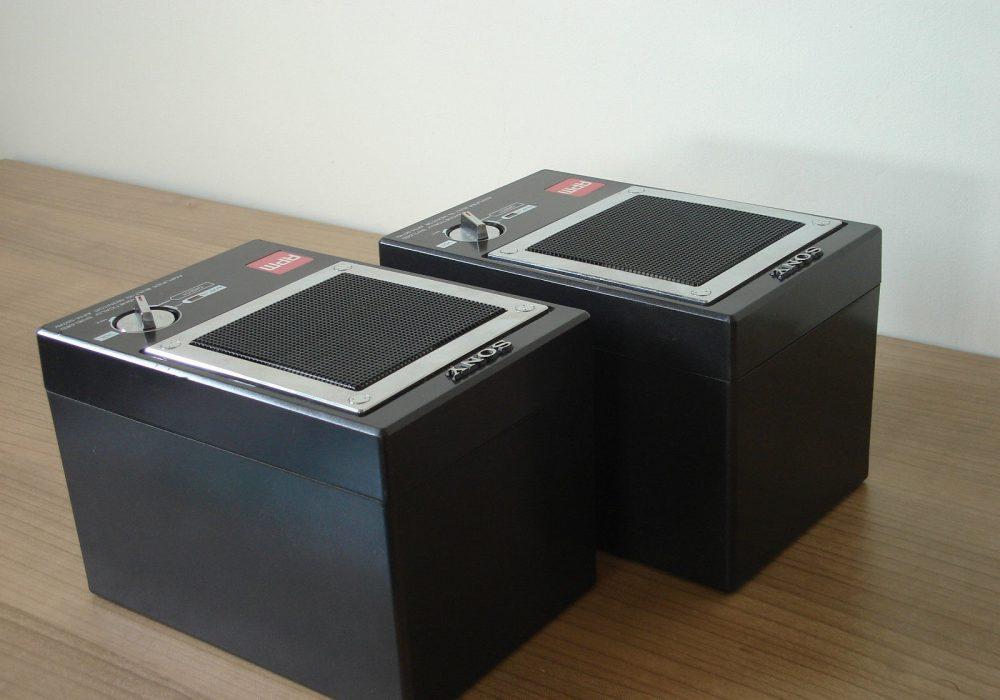 索尼 SONY APM-007AV 随身听有源小音箱