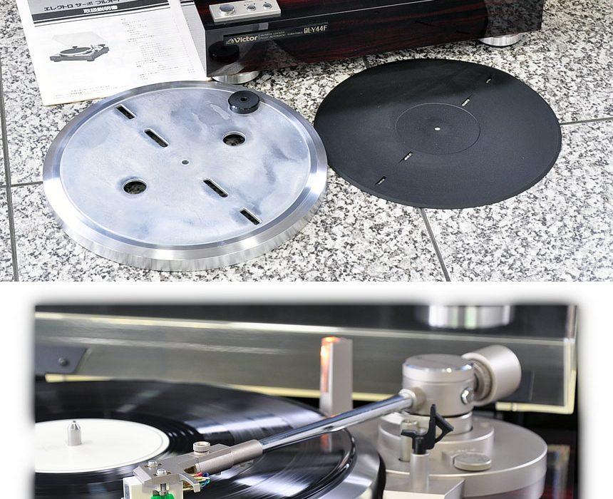 Victor QL-Y44F 黑胶唱机