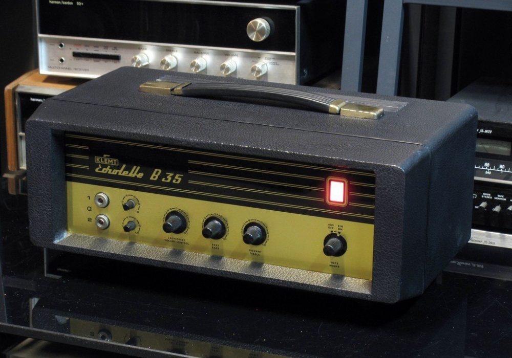 Klemt Echolette B35 效果器