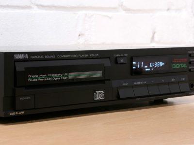雅马哈 YAMAHA CD-X5 CD播放机
