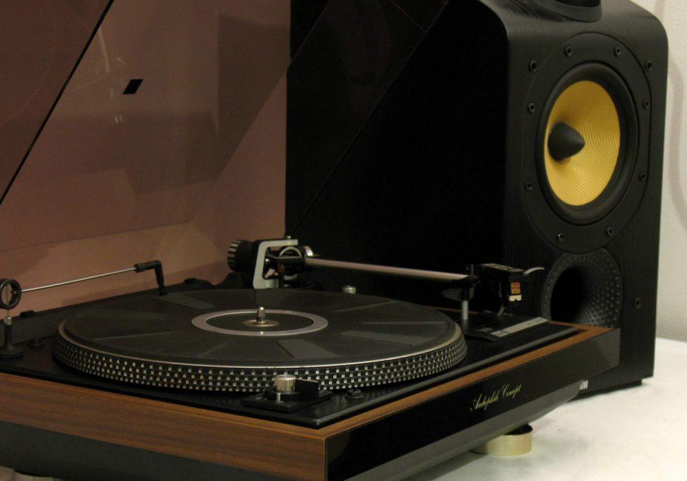 DUAL 504 黑胶唱机