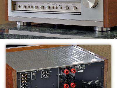 雅马哈 YAMAHA A-2000a 功率放大器