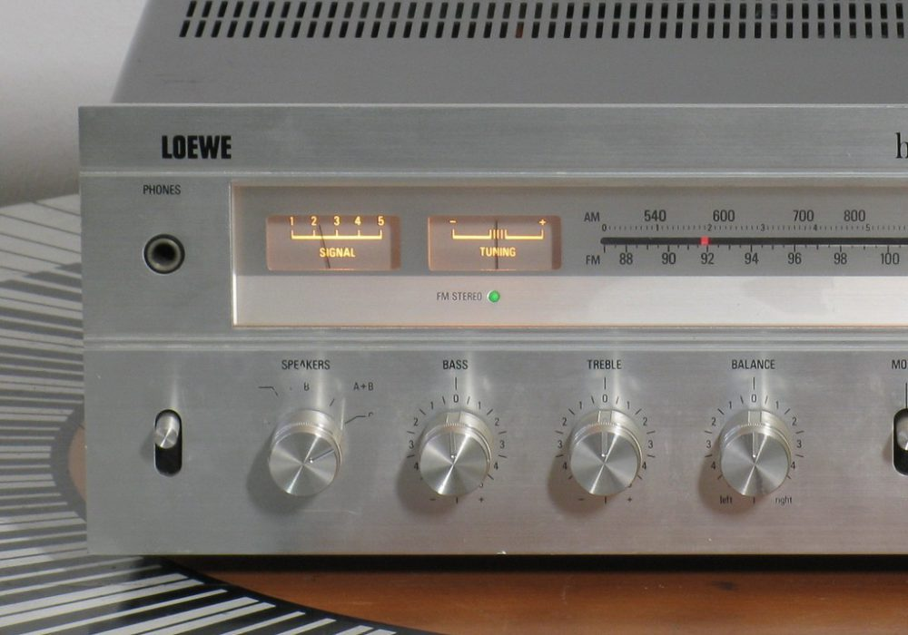 Loewe TA12000 收扩机
