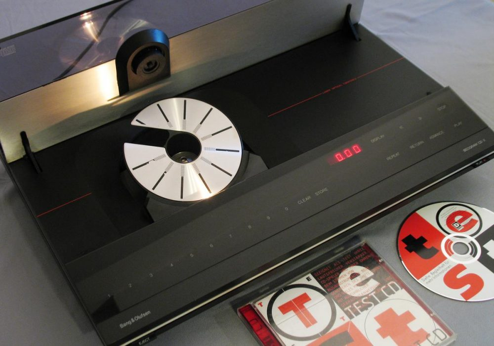 Bang&Olufsen CDX CD播放机