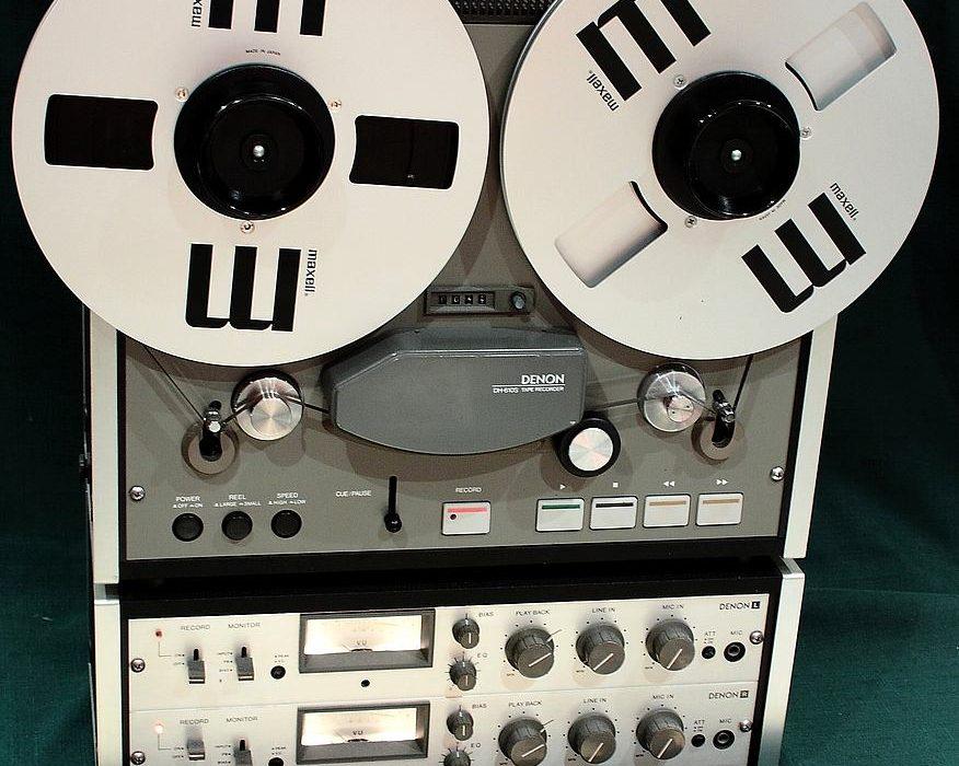 天龙 DENON DH-610S Studio 开盘机