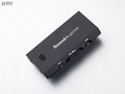 创新 Creative Sound Blaster E1 USB声卡拆解 图集[Soomal]
