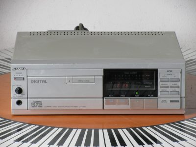 夏普 SHARP DX-500 CD播放机