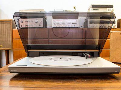 B&O Beogram TX-2 Linear Tracker 黑胶唱机