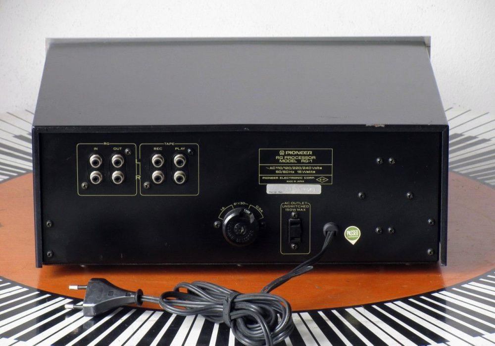 先锋 PIONEER RG-1 动态效果器
