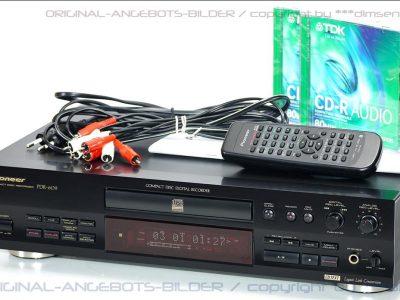 先锋 PIONEER PDR-609 CD录音机