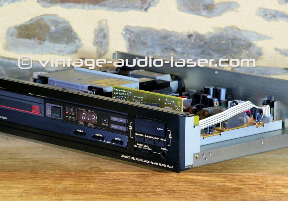 Toshiba XR-40 CD播放机